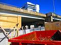 Construction east of Old Easteren Avenue, 2016 03 19 (3) (25615188040).jpg
