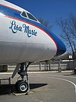 Convair 880 Lisa Marie Graceland Memphis TN 2013-04-01 035.jpg