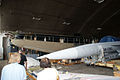 Convair XC-99 tail wing Restoration NMUSAF 25Sep09 (14599765152).jpg