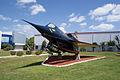 Convair YF2Y-1 Sea Dart 135765 LFront SNF Setup FLAirMuse 15March2014 (14399695220).jpg