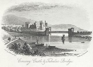 Conway Castle & Tubular Bridge