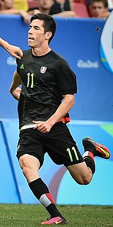 Marco Bueno Mexican footballer