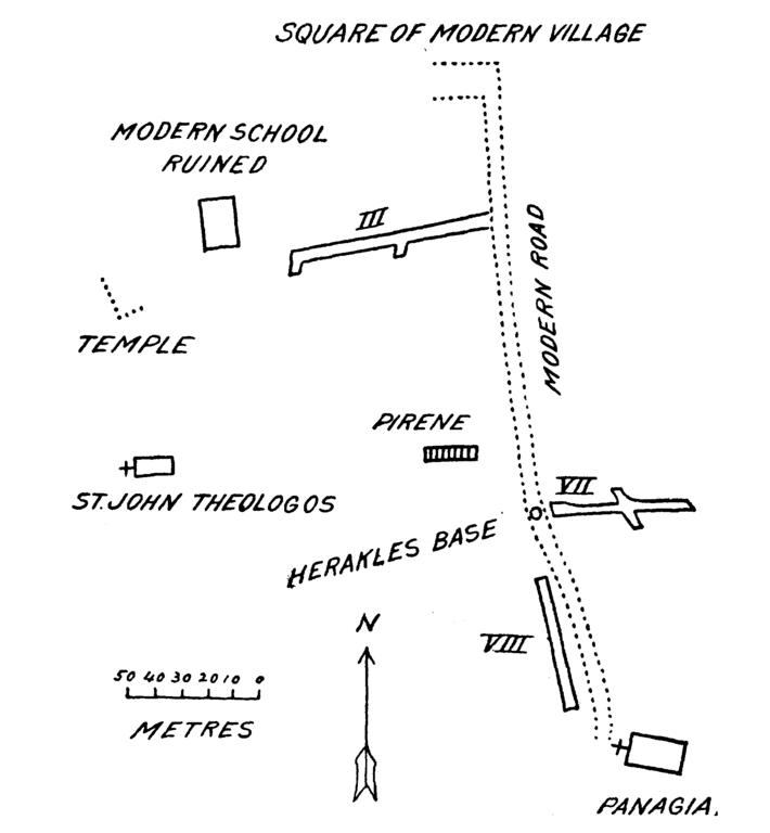File:Corinth Excavation Plan 1898.png