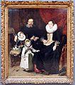 Cornelis de vos, autoritratto con la famiglia, 1621.JPG