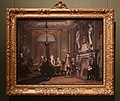 Cornelis troost, serie nelri, la nottata dei gentiluomini, 1740, 01 nemo loquebatur (nessuno parlava).jpg
