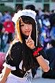 Cosplayer of Misaki Ayuzawa, Maid Sama! at FF19 20120204b.jpg