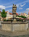 Cottbus 07-2017 img25 Marktbrunnen.jpg