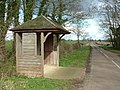 Cottisford Bus Stop - geograph.org.uk - 344169.jpg
