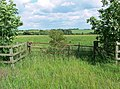 Countryside between Barrow upon Soar and Seagrave - geograph.org.uk - 859002.jpg