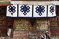 Courtyard of the Kelsang Temple, Tashilhunpo Monastery, Shigatse, Tibet (5).jpg