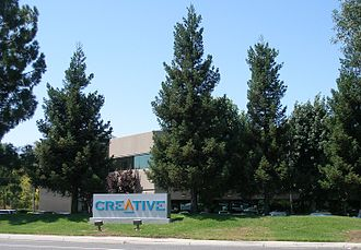 Creative Technology - Creative Labs office in Milpitas, California