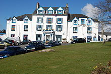 Lion Hotel Criccieth How Many Rooms