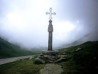 Col de la Croix de Fer mountain pass