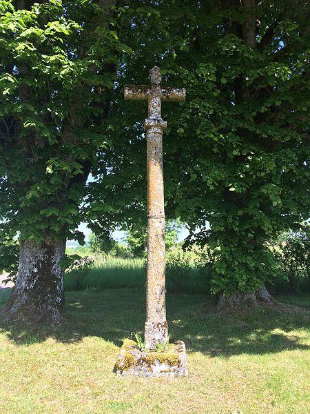 Croix routes Dampierre et Changey