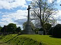 Cross of Sacrifice, Rosebank Cemetery - geograph.org.uk - 1315337.jpg