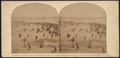 Crowd leaving the ground after the Regatta, July 4th, 1859, by E. & H.T. Anthony (Firm) 3.png
