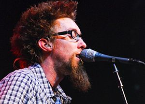 David Crowder Band - David Crowder performing in Lincoln, Nebraska