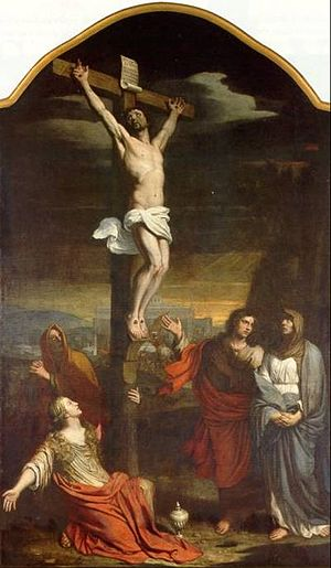 Englebert Fisen - Image: Crucifixion Fisen