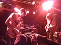 Crystal Antlers at Debaser in Stockholm.jpg