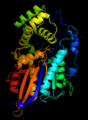 Crystal Sctructure Lysophosphatidic Acid Phosphatase with Malonate in Active Site.png