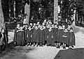 Csoportkép, 1943 Farkasgyepű. Fortepan 72374.jpg