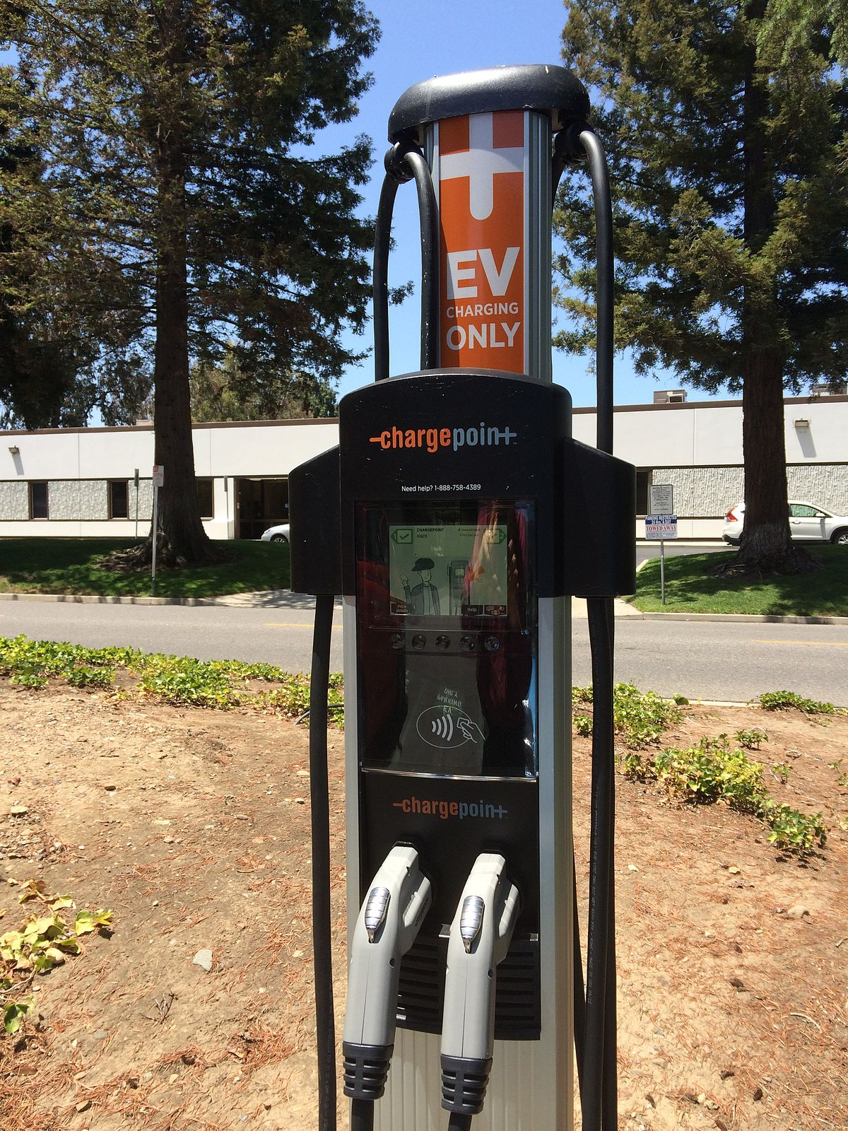 Chargepoint Wikipedia