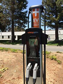 Vw Of America >> ChargePoint - Wikipedia