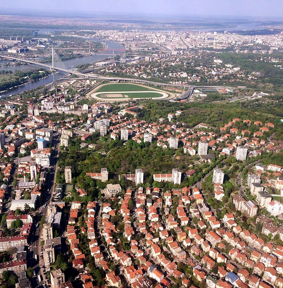 Cukarica - Banovo Brdo and Savski Venac - Senjak IMG 1742
