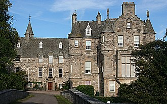 Cullen, Moray - Cullen House