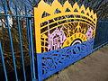Cutting Edge - railings designed by Anuradha Patel - Northbrook Street, Ladywood (24635711483).jpg