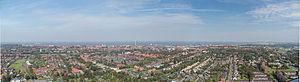 Hamburg Metropolitan Region - Image: Cuxhaven panorama 02
