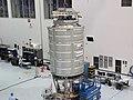 Cygnus CRS OA-7 in Kennedy SSPF (KSC-20170214-PH JBS01 0247).jpg