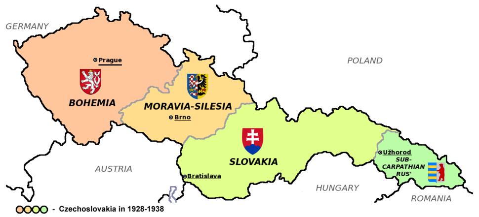 Czechoslovakia I