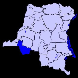 Kwango District District in Bandundu, Democratic Republic of the Congo