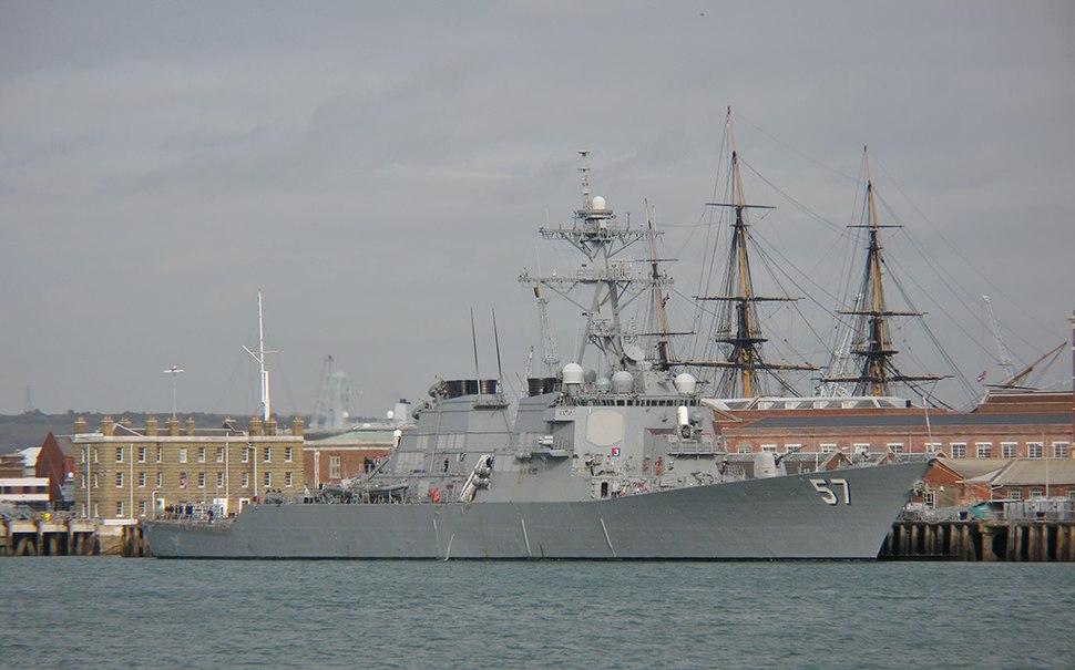 DDG57 USS Mitscher BB