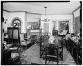 DINING ROOM, GENERAL VIEW - Anne Spencer House, 1313 Pierce Street, Lynchburg, Lynchburg, VA HABS VA,16-LYNBU,85-4.tif