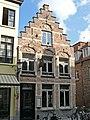 """DIT HUYS - DEN EECKHOUTE - GHENAEMT, diephuis , restaurant """"Couvert"""", Eekhoutstraat 17, Brugge.JPG"""
