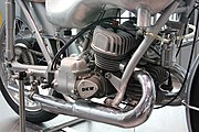 DKW RM 350, Bj. 1953 - Motor re. v. (museum mobile 2013-09-03).jpg