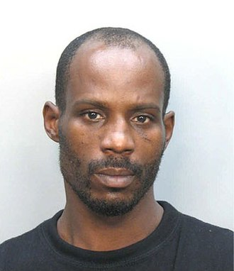 DMX (rapper) - June 2008 mugshot of DMX