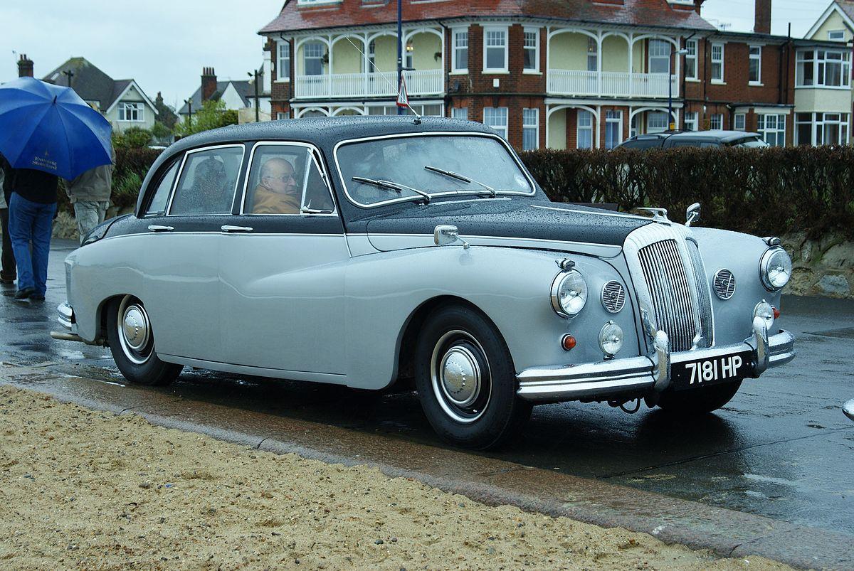 Luxury Cars For Sale England >> Daimler Majestic Major - Wikipedia
