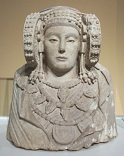 <i>Lady of Elche</i> Iberian sculpture