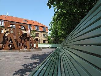 Dan Turèlls Plads - Dan Turèlls Plads