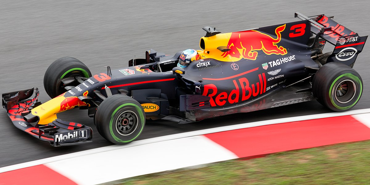 Red bull racing cryptocurrency