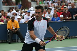 Daniele Bracciali at the 2010 US Open - 20100903.jpg