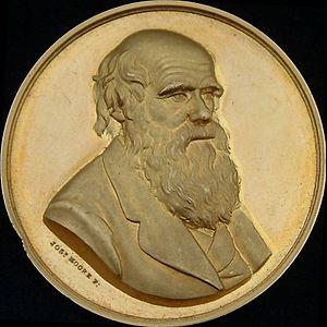 Darwin Medal cover