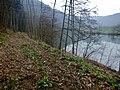 Das ist eine Sackgasse und nicht der 366 km lange Neckartalradweg. - panoramio.jpg
