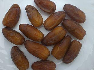 Deglet Nour - Deglet Nour dates