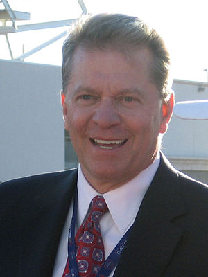 Expansion of Major League Soccer - Dave Checketts, owner of Real Salt Lake, who kicked off in 2005