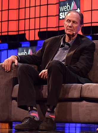 David Bonderman - Bonderman at the Web Summit in 2016