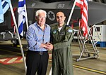 David Friedman visit to Nevatim Air Base, December 2017 DSC 2055P (27205345849).jpg